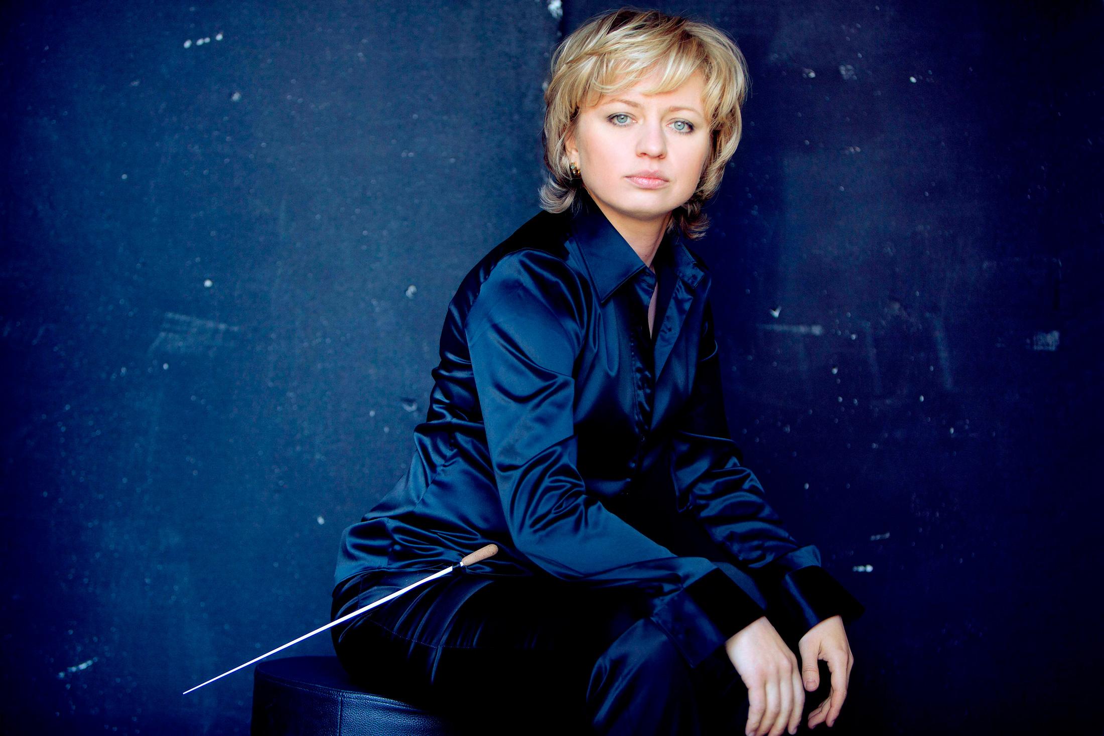 Anna Skryleva wird GMD am Theater Magdeburg
